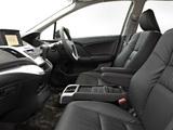 Honda Odyssey AU-spec (RB3) 2011 pictures