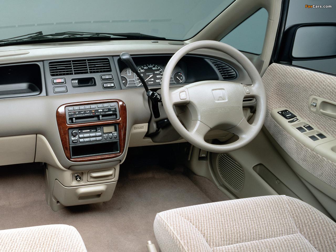 Images Of Honda Odyssey Jp Spec Ra1 1994 99 1280x960