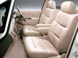 Images of Honda Odyssey Prestige (RA5) 1997–99