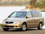 Images of Honda Odyssey US-spec (RA6) 1999–2004
