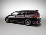 Images of Honda Odyssey Absolute (RB1) 2004–08
