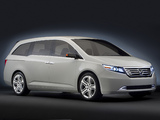 Images of Honda Odyssey Concept 2010