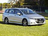 Images of Honda Odyssey AU-spec (RB3) 2011