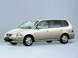 Photos of Honda Odyssey Prestige VZ 2001–03