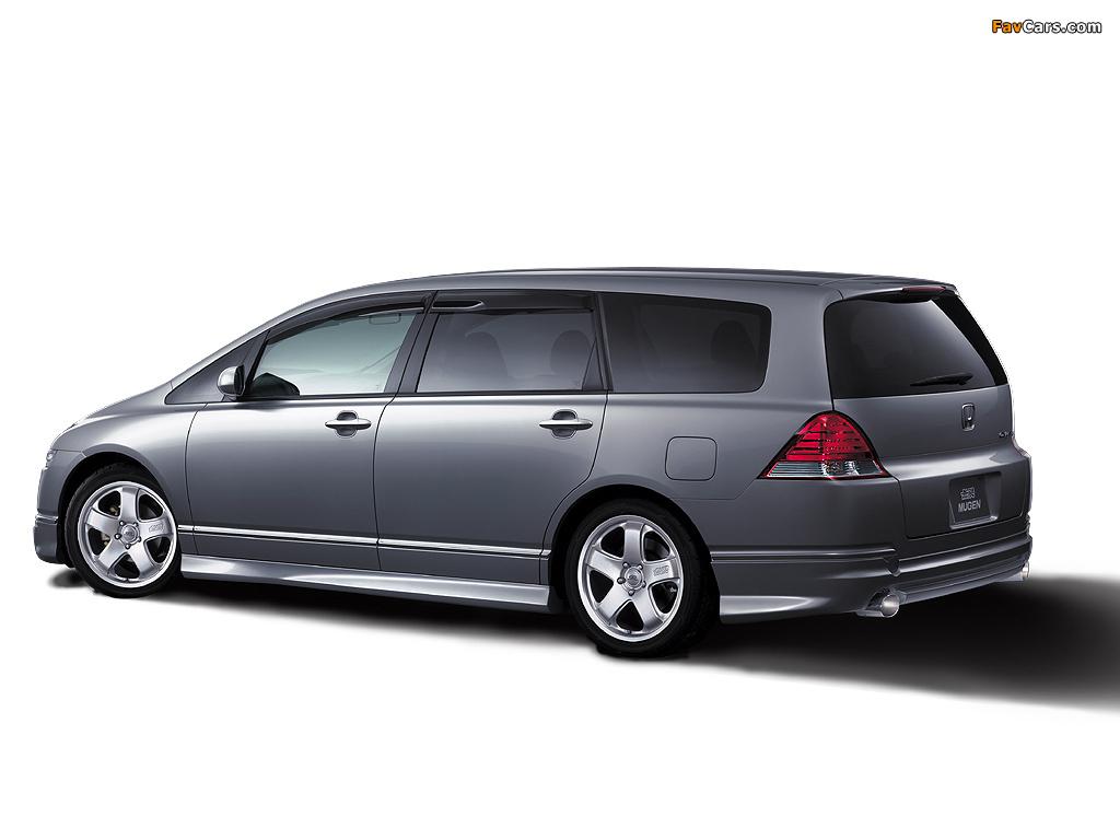 Photos of Mugen Honda Odyssey (RB1) 2003–08 (1024 x 768)