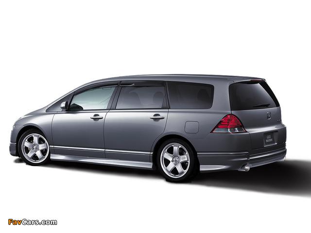 Photos of Mugen Honda Odyssey (RB1) 2003–08 (640 x 480)