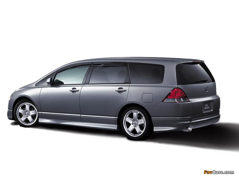 Photos of Mugen Honda Odyssey (RB1) 2003–08 (800 x 600)