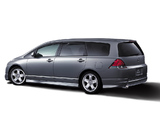 Photos of Mugen Honda Odyssey (RB1) 2003–08