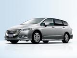 Photos of Honda Odyssey Aero Package JP-spec (RB3) 2011