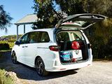 Photos of Honda Odyssey VTi-L 2014