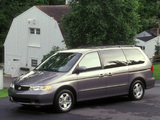 Honda Odyssey US-spec (RA6) 1999–2004 wallpapers