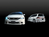 Mugen Honda Odyssey (RB1) 2003–08 wallpapers