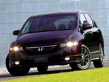 Honda Odyssey Absolute (RB1) 2004–08 wallpapers