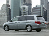 Honda Odyssey US-spec 2005–07 wallpapers