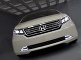 Honda Odyssey Concept 2010 wallpapers