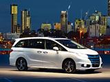 Honda Odyssey VTi-L 2014 wallpapers