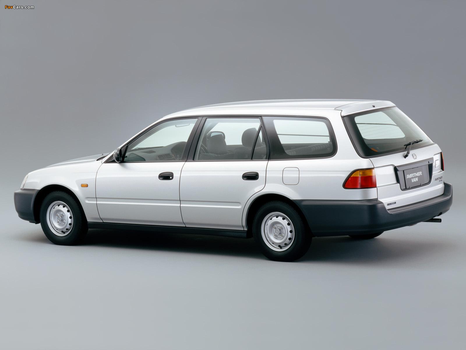 Honda Partner 1996–2006 photos (1600 x 1200)