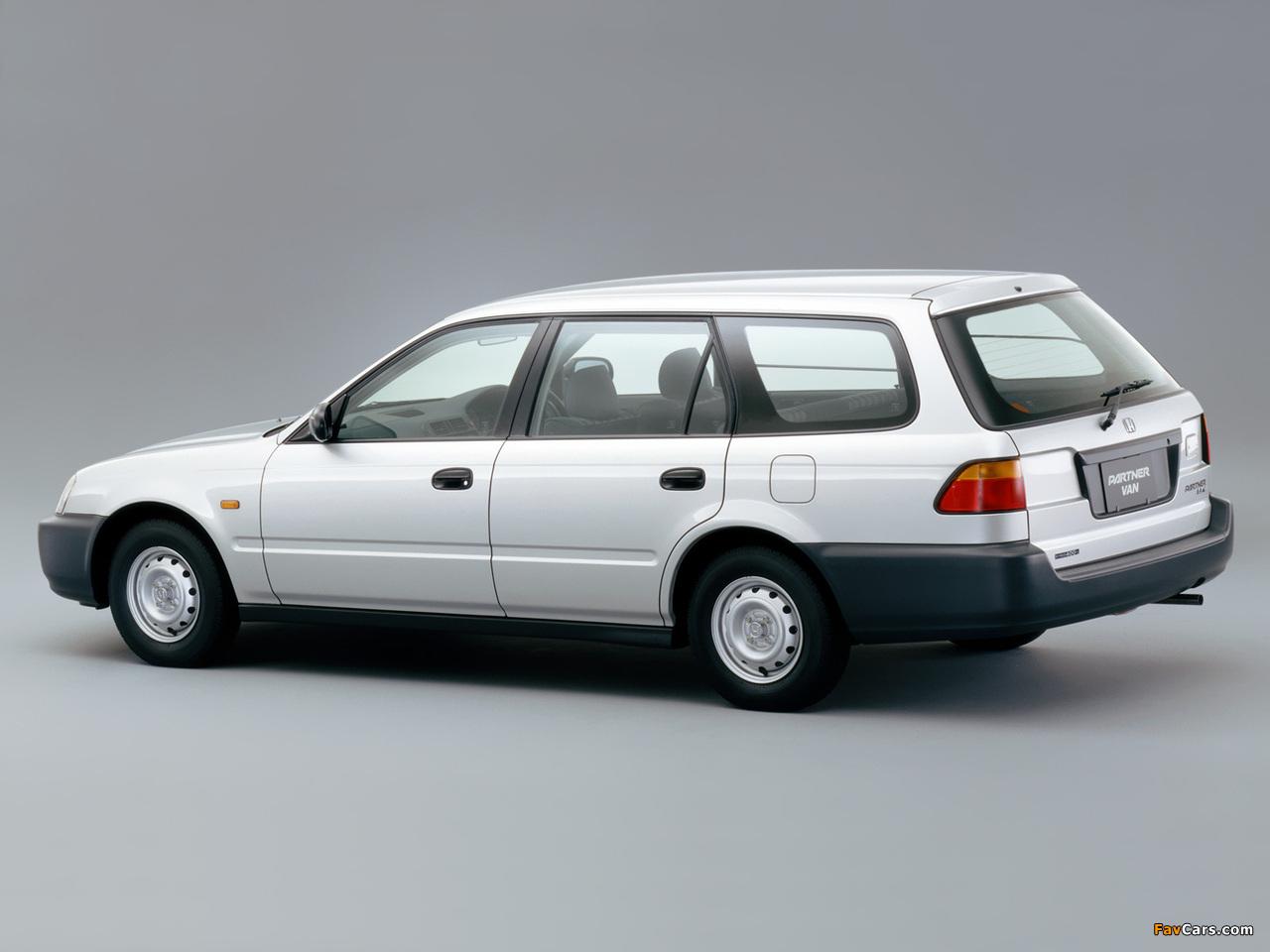 Honda Partner 1996–2006 photos (1280 x 960)