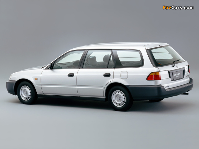 Honda Partner 1996–2006 photos (640 x 480)
