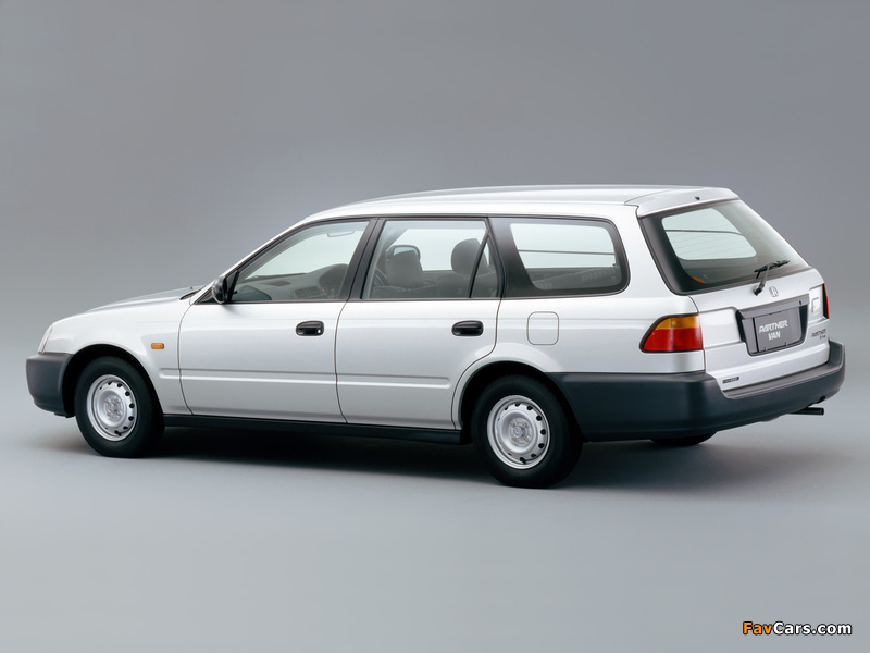 Honda Partner 1996–2006 photos (800 x 600)