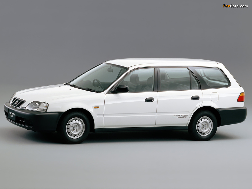 Honda Partner 1996–2006 pictures (1024 x 768)