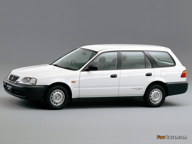 Honda Partner 1996–2006 pictures (640 x 480)