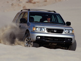 Honda Passport 1998–2002 wallpapers