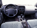 Images of Honda Passport 1993–97