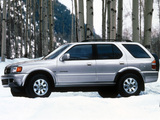 Images of Honda Passport 1998–2002