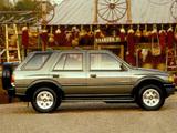 Photos of Honda Passport 1993–97
