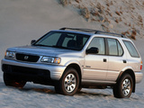 Photos of Honda Passport 1998–2002