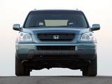Honda Pilot 2003–06 images