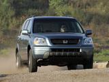 Images of Honda Pilot 2003–06