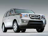 Pictures of Honda Pilot Concept 2008