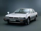 Honda Prelude XX 1982–87 pictures