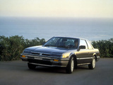 Honda Prelude US-spec 1983–87 photos