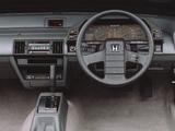 Honda Prelude XJ 1983–87 pictures