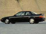 Honda Prelude US-spec (BA4) 1988–92 pictures