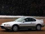 Honda Prelude UK-spec (BA8) 1992–96 images