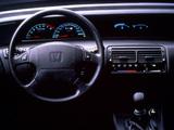 Honda Prelude (BA8) 1992–96 photos