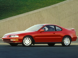 Honda Prelude (BA8) 1992–96 pictures