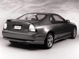 Honda Prelude Kaminari Aero Kit (BA8) 1992–96 wallpapers