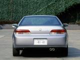Honda Prelude Prototype 1997 images
