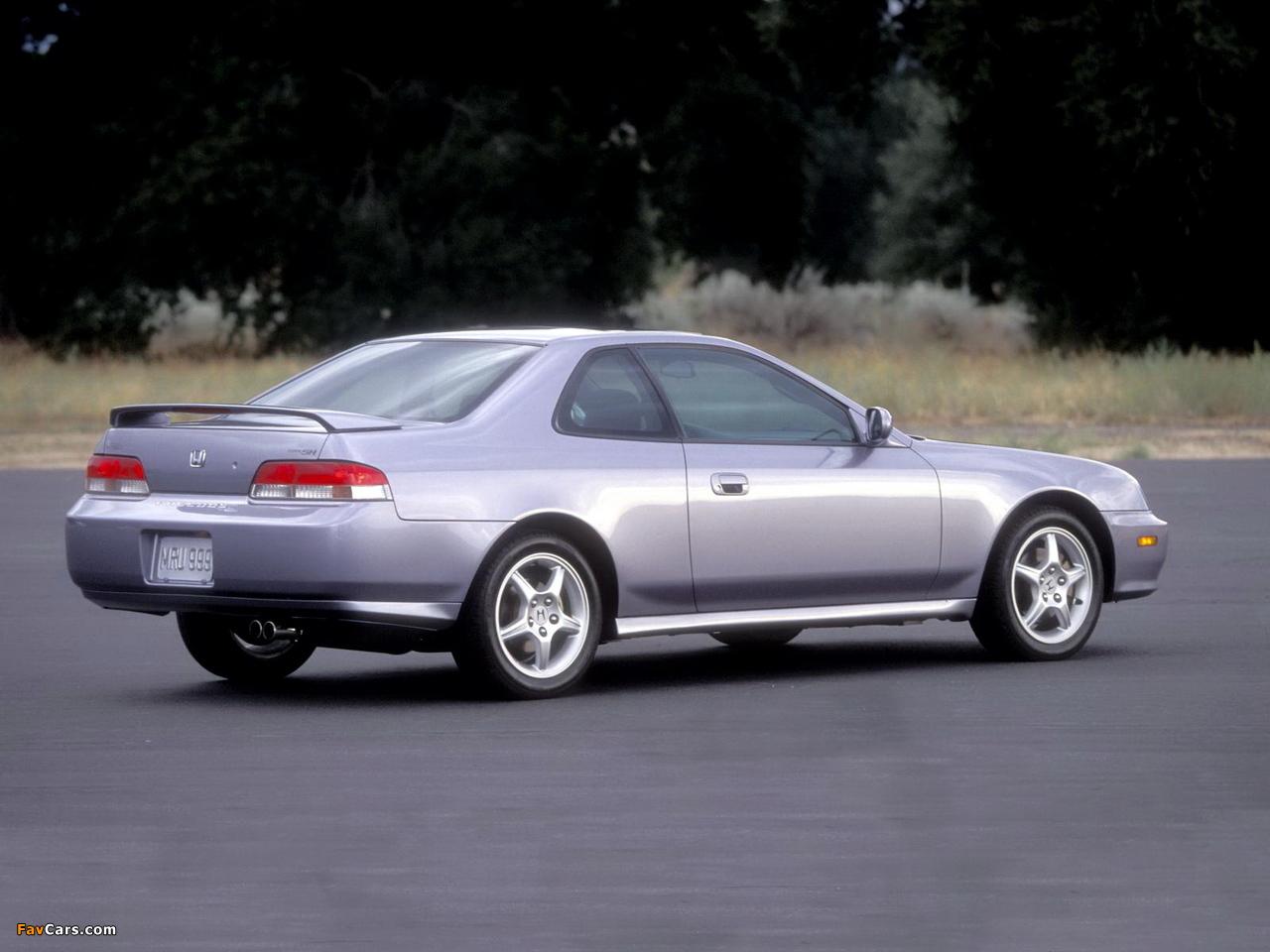 Honda Prelude Type SH US-spec (BB6) 1997–2001 pictures (1280x960)