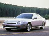 Honda Prelude US-spec (BB5) 1997–2001 pictures