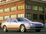 Honda Prelude US-spec (BB5) 1997–2001 wallpapers