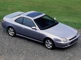 Honda Prelude (BB5) 1997–2001 wallpapers