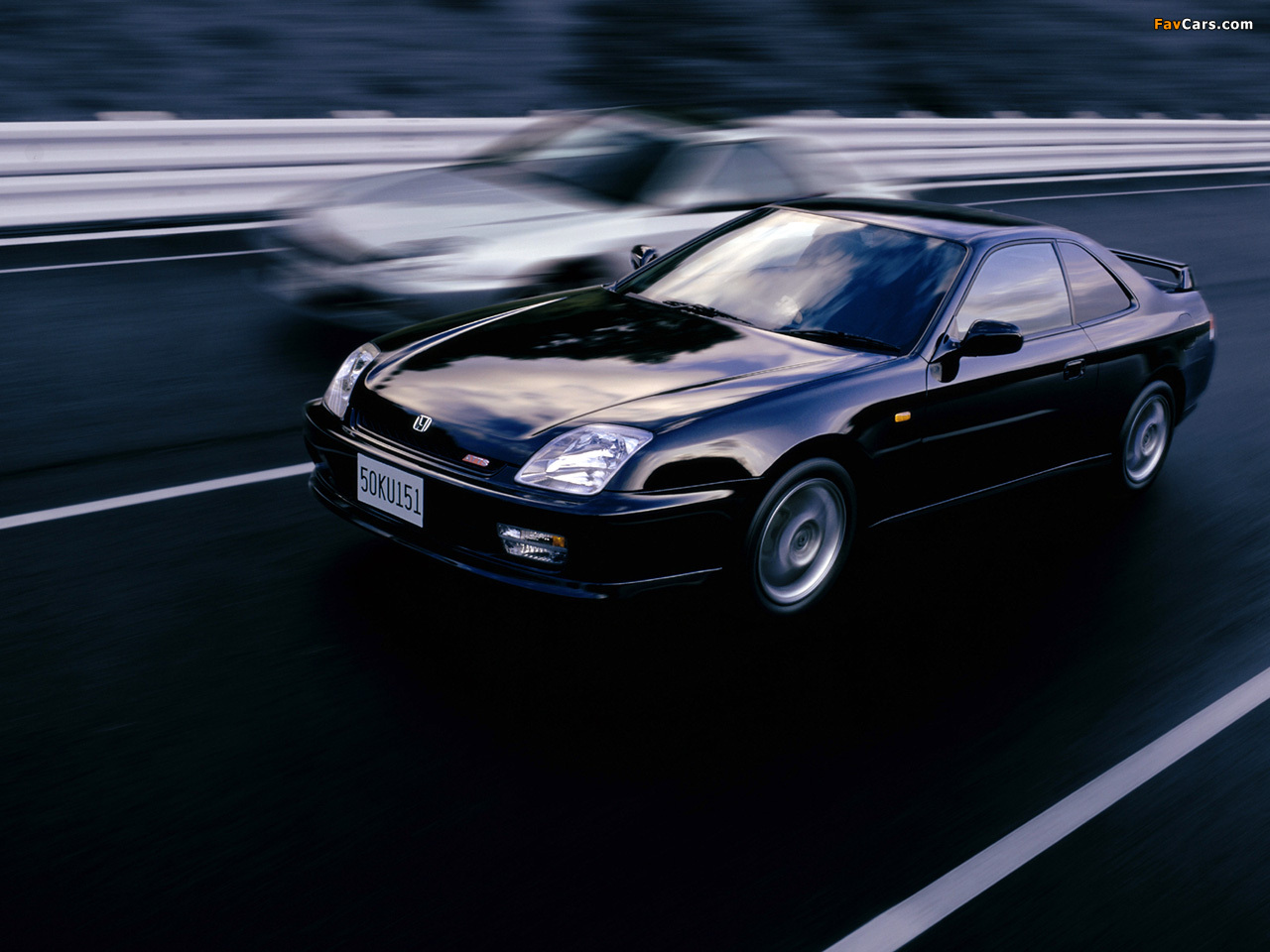 Honda Prelude Sir Type S Bb6 1998 2001 Pictures 1280x960