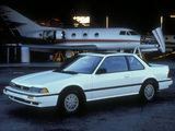 Photos of Honda Prelude US-spec 1983–87