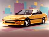 Photos of Honda Prelude Kaminari Aero Kit (BA4) 1988–91